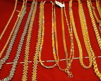 Ladies Gold Chains