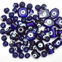 Machine Made Glass Beads