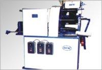 Turret Type Paper Cone Velvetting Machine