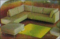 Living Room Corner Sofa Set