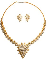 Antique Gold Necklace Sets