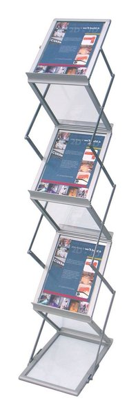 Folding Catalogue Stands