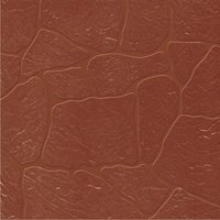 Vitrified Terracotta Wavy Full Body Vitrified Parking Tiles