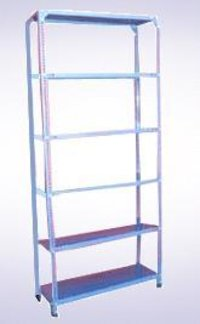 Slotted Angle Shelves Rack
