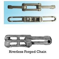 Rivetless Forged Chain