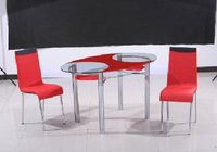 12mm Tempered Glass Dining Table