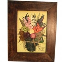 Dried Flower Wooden Frames