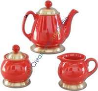 Kitchen Ceramic Tea Set