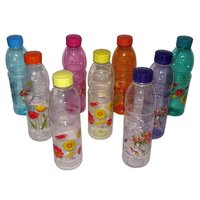 Printed PET Bottles