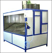 Hand Spray Booth