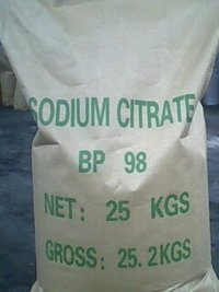 Industrial Sodium Citrate