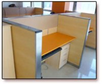 Modular Call Centers Workstations