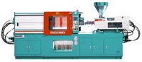 Horizontal Screw Type Injection Moulding Machine