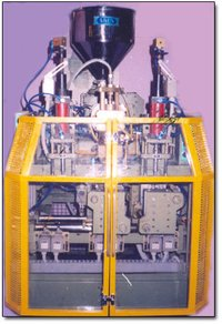 Single Parejens Double Station Moulding Machine