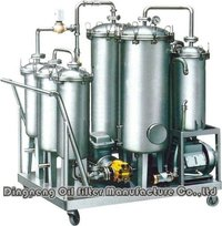 TYC Series Phosphate Ester Fire-Resistant Hydraulic Oil Purifier