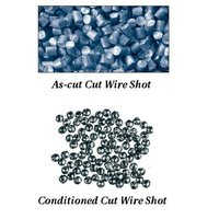 High Carbon Steel Cut Wire Shot
