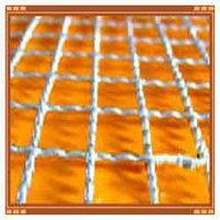 Single And Double Crimped Mesh