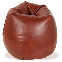Chestnut Color Bean Bags