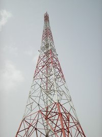 Telecom Steel Tower