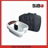 Detox Spa With Foot Tub