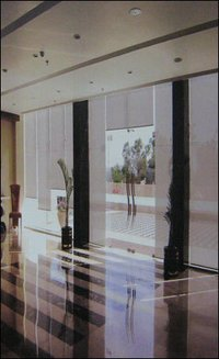 Elegant Plain Roller Blinds