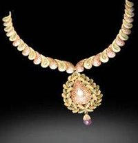 Charming Gold Necklace