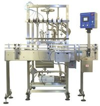 Vacuum Base Liquid Filling Machine