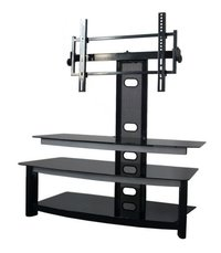 TV Stand With Swivel & Tilt Bracket