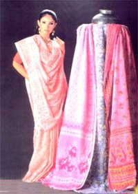 Polyester Cotton Sarees