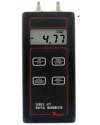 Hand Held Digital Manometer