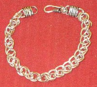 Fancy Silver Bracelets