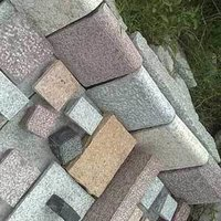 Granite Kerb Stone Bullnose