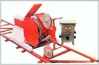 Gear Box Type Diamond Wire Saw Machine