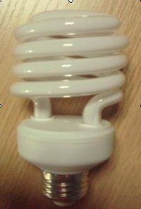T2 Half Spiral Lamp
