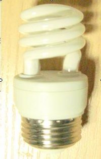 T2 Semi Spiral Lamp