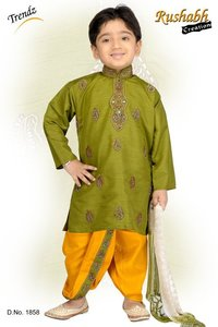 Kids Dhoti Kurta