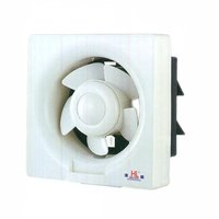 Automatic Shutter Ventilation Fan