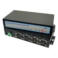 8 Port Ethernet Serial Device Server