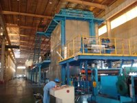 Hot Dip Galvanizing Production Line
