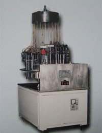 Double-Cylinder Low Vacuum Bottling Machine