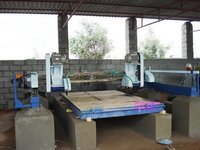 Standard Double Disc Edge Cutting Machine