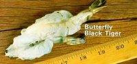 Butterfly Black Tiger Shrimp