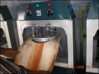 Leaf Plate Making Machine