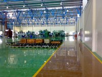 Epoxy Based Abrasion Resistant Heavy Duty Floor Topping