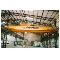 25 Ton Double Girder Eot Cranes