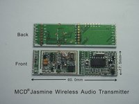 MCD Jasmine Wireless Audio Stereo Transceiver