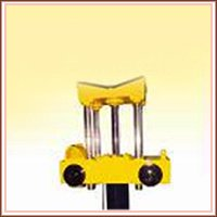 Hydraulic Pillar Type Coil Lifter Cum Coil Car