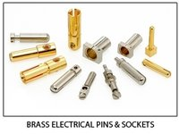 Brass Electrical Pins & Sockets