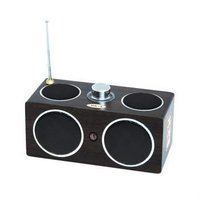 Multi-function Digital FM Radio Speaker