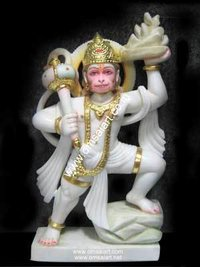 Hanuman Statues
